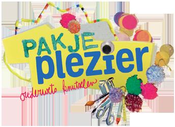 Pakje Plezier knutselpakketten: origineel, eco en sociaal