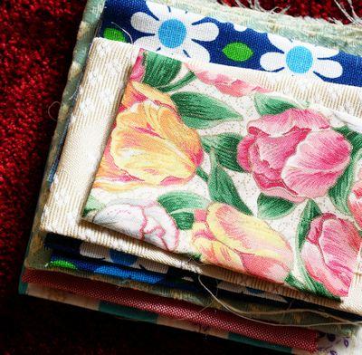 stofjes en vloerbedekking voor een droomhuisfeestje