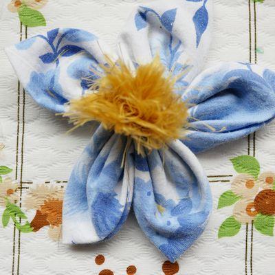 bloem van bloemenstof